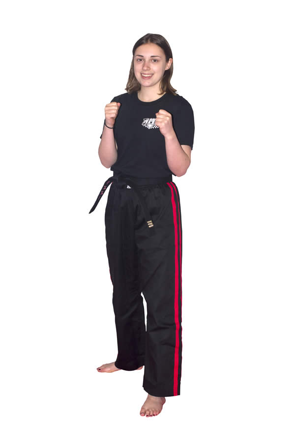 Izzi Sykes, Martial Arts Club Instructor, Huddersfield