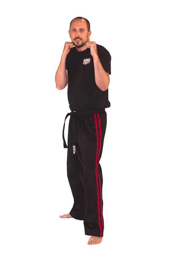 Joel Clayton, Martial Arts Club Instructor, Huddersfield