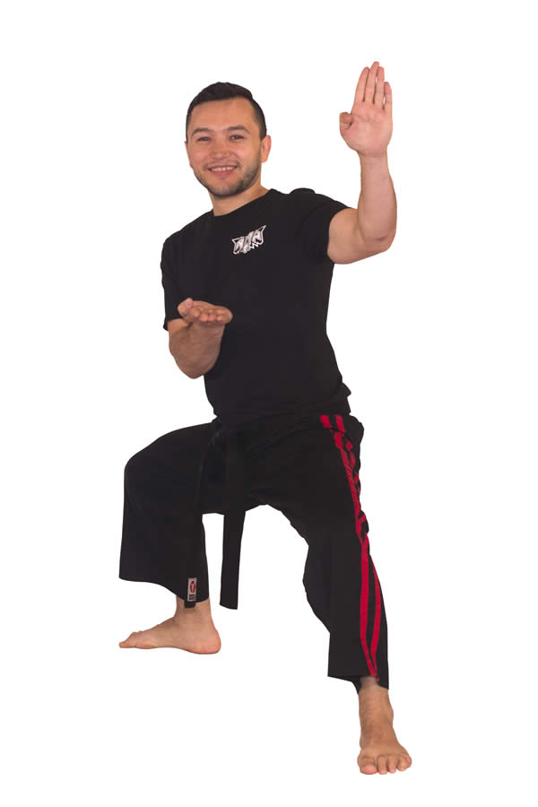 Niko Gjoka, Martial Arts Club Instructor, Huddersfield