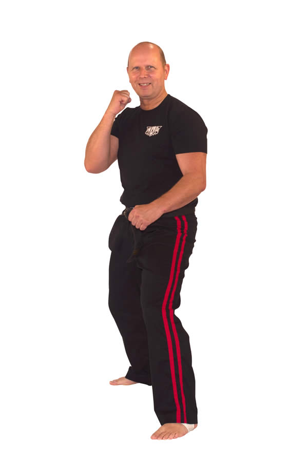 Stephen Hirst, Martial Arts Club Instructor, Huddersfield